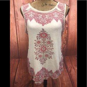 Lucky brand size small tank